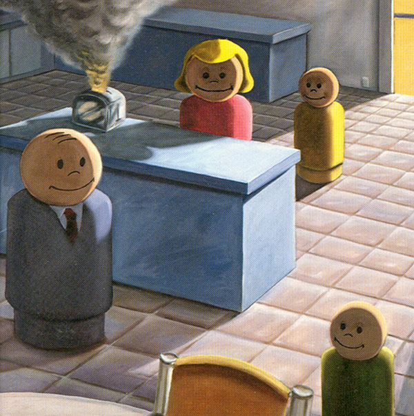 ALBUM REVIEW: SUNNY DAY REAL ESTATE – Diary & LP2