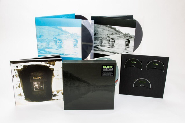 News Slint To Release Remastered Spiderland Box Set