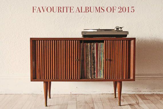 DS FAVE ALBUMS 2015