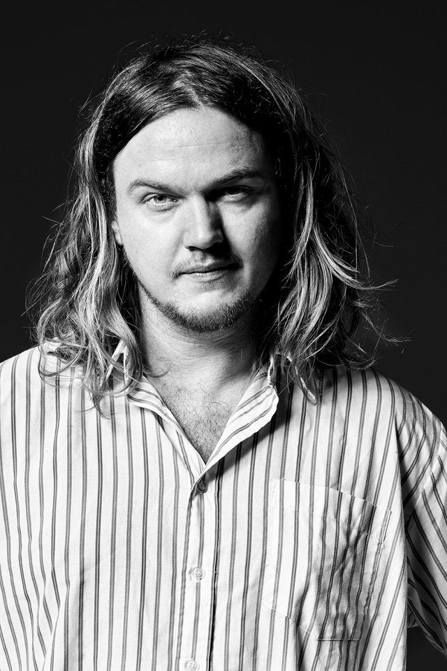 Peter Bibby Portrait by Jared O'Sullivan 1206171401