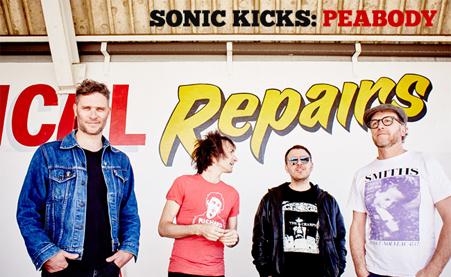 Sonic Kicks PEABODY