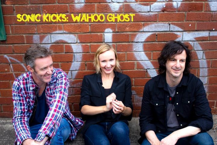 Wahoo Ghost - Band Shot SONIC KICKS
